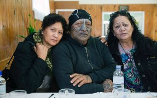 The Tuhoe Color