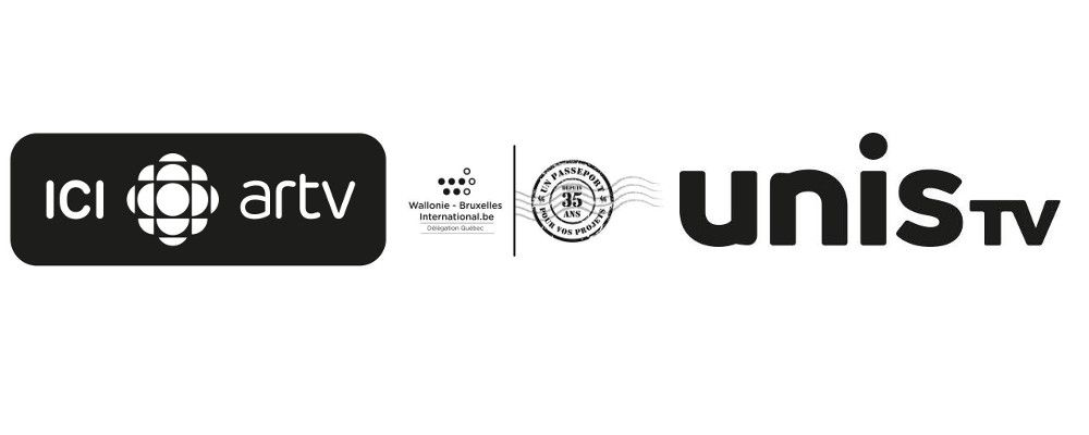 ICI ARTV + Wallonie + Unis