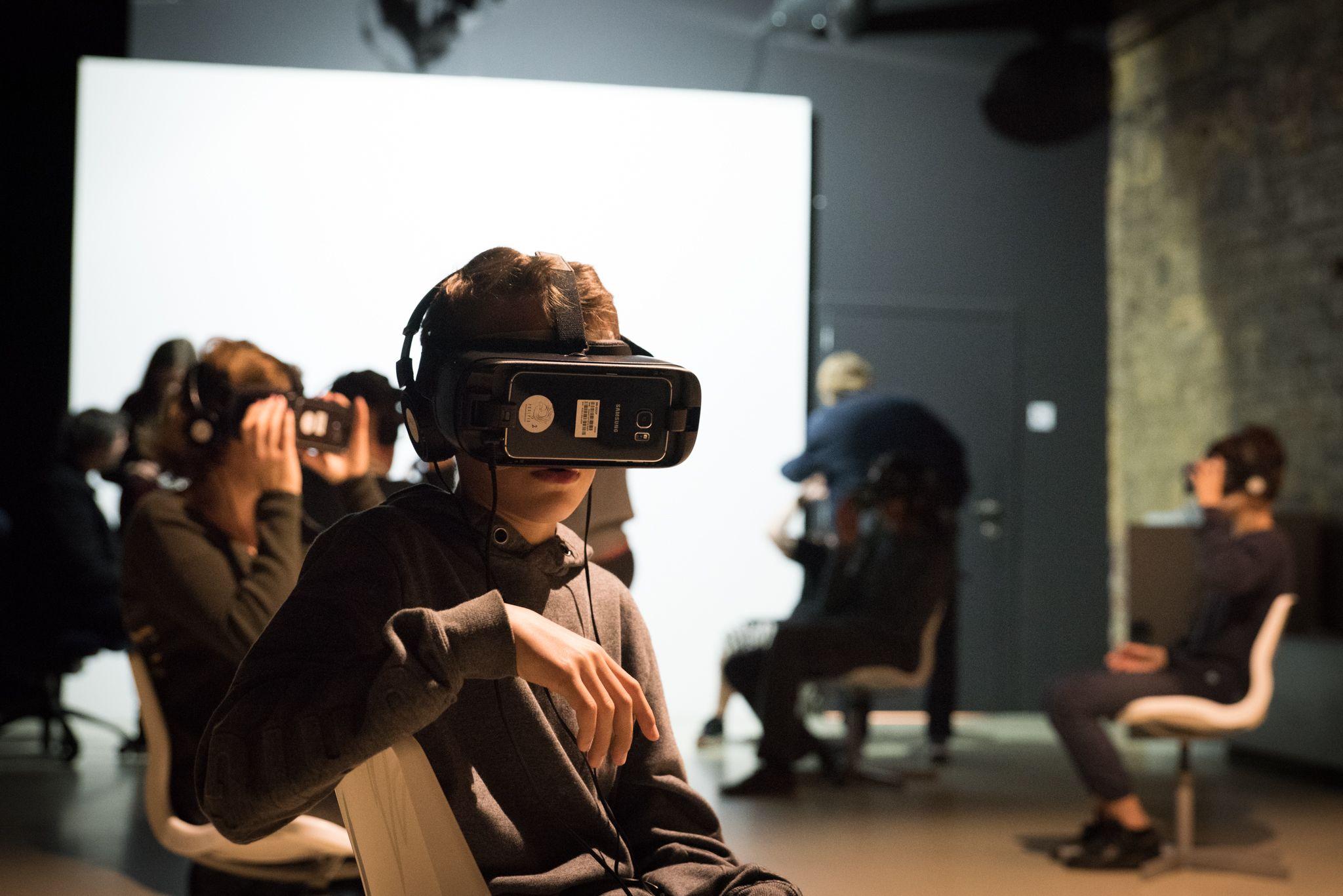 Séances en réalité virtuelle - Fiff Namur