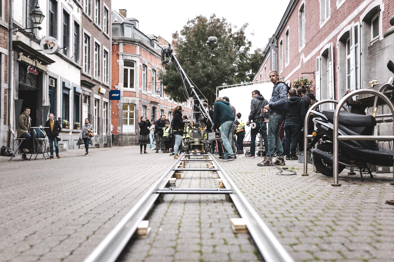 Visite d'un plateau de tournage - Fiff Namur