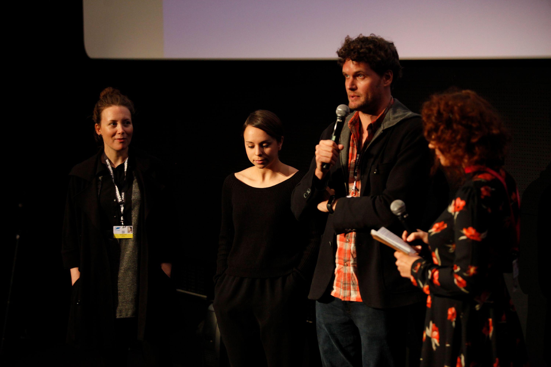 Rencontre avec un réalisateur invité du Festival et son équipe - Fiff Namur