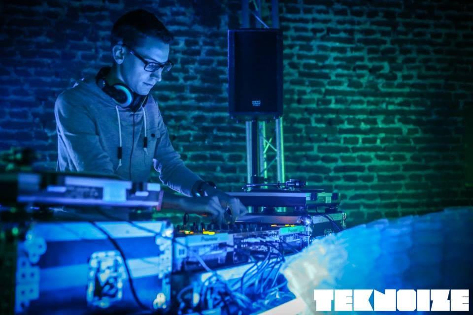 DJ Set Bullaverre - Fiff Namur