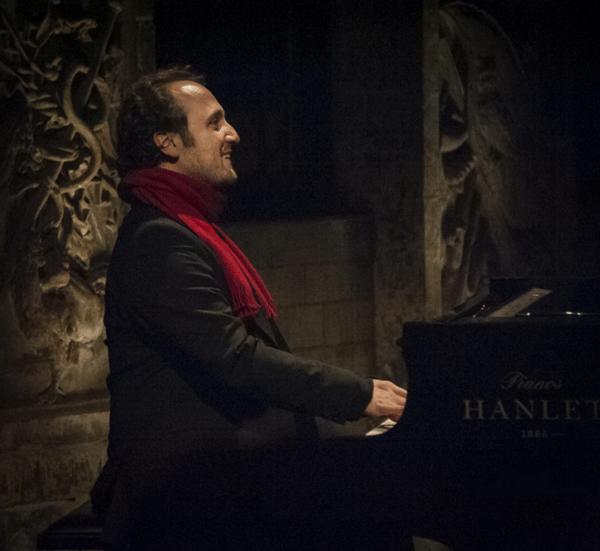En avant la musique ! - Piano-concert de Stéphane Orlando - Fiff Namur