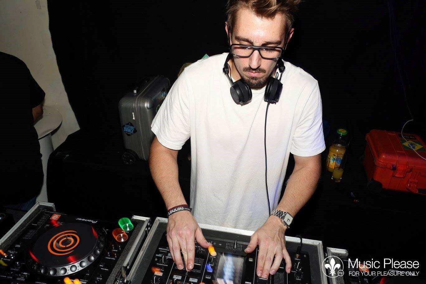 DJ Set Klos - Fiff Namur