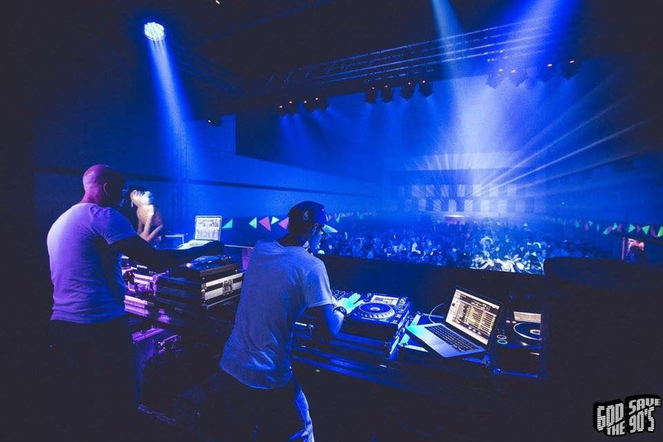DJ Set Double You - Fiff Namur
