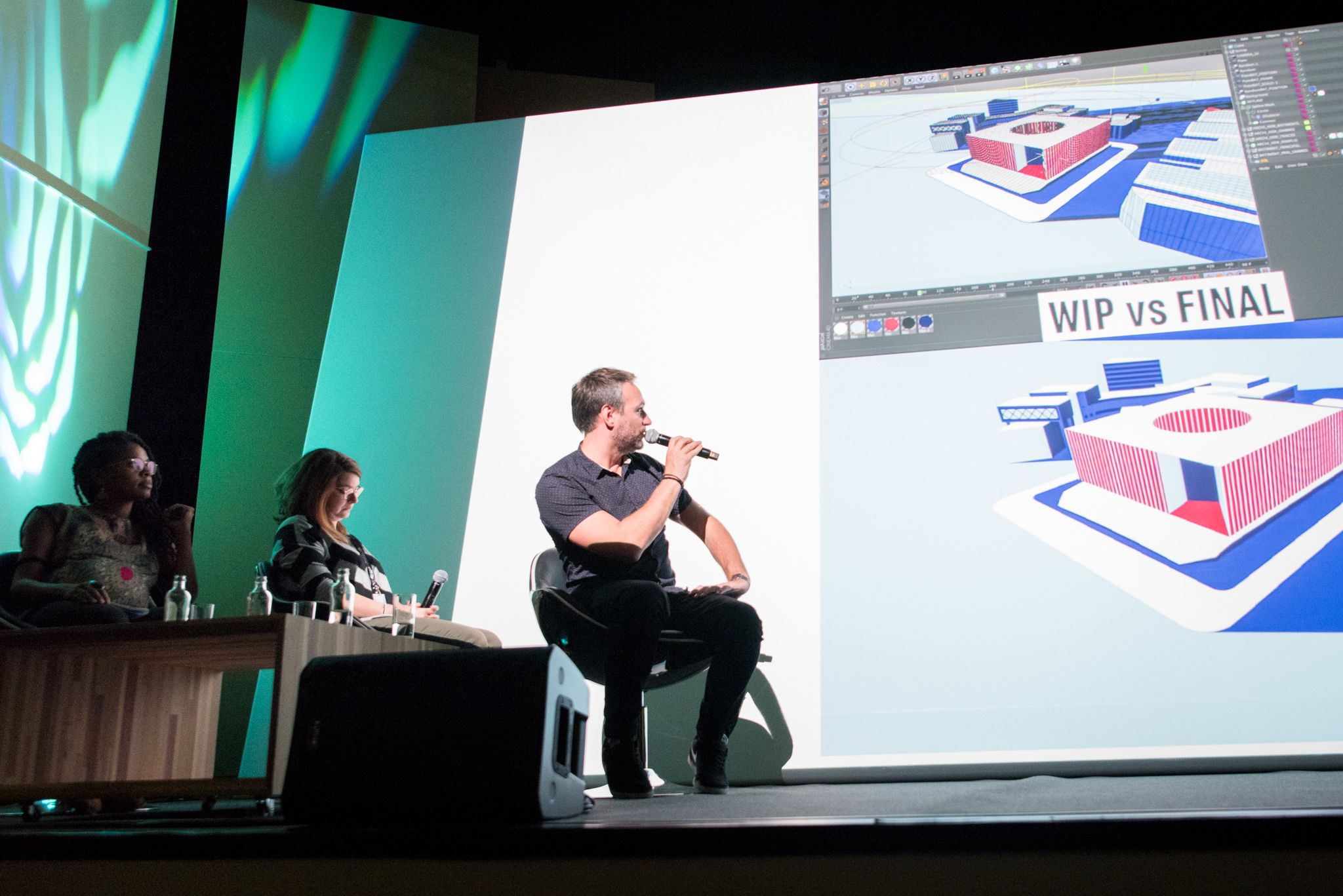 Animons-nous ! Conférence Mediarte - Travailler dans l'audiovisuel et le cinéma - Fiff Namur
