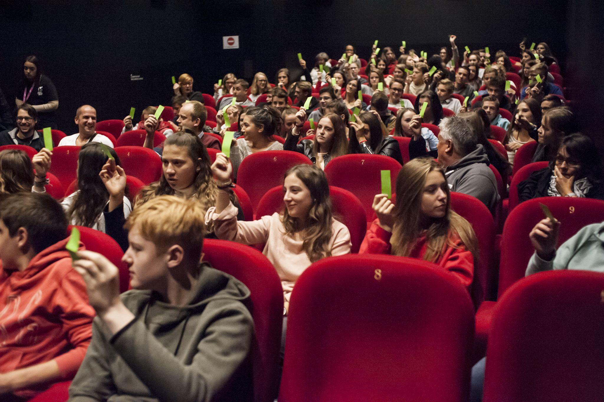 Arrête ton cinéma ! - Fiff Namur