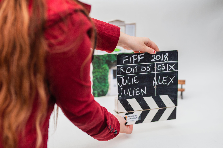 .Silence on FIFF ! - Découverte d'un plateau TV. - Fiff Namur