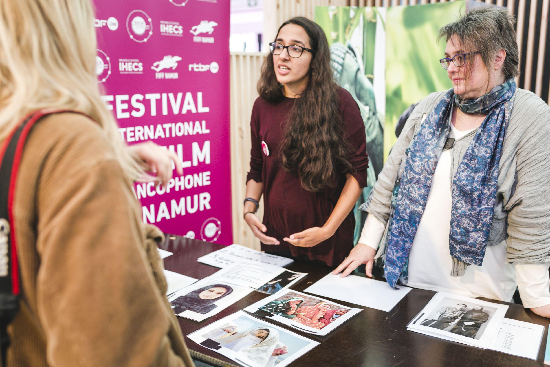 .Stand migration : au-delà des préjugés. - Fiff Namur