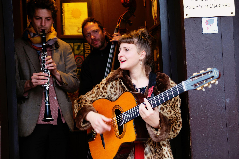 Muriel d'Ailleurs - Concert - Fiff Namur