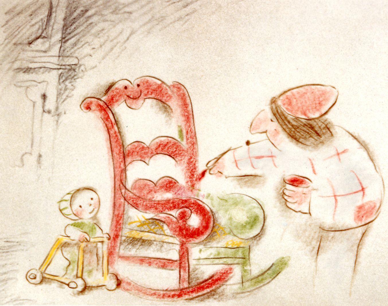 Exposition - Frédéric Back, la célébration de la vie