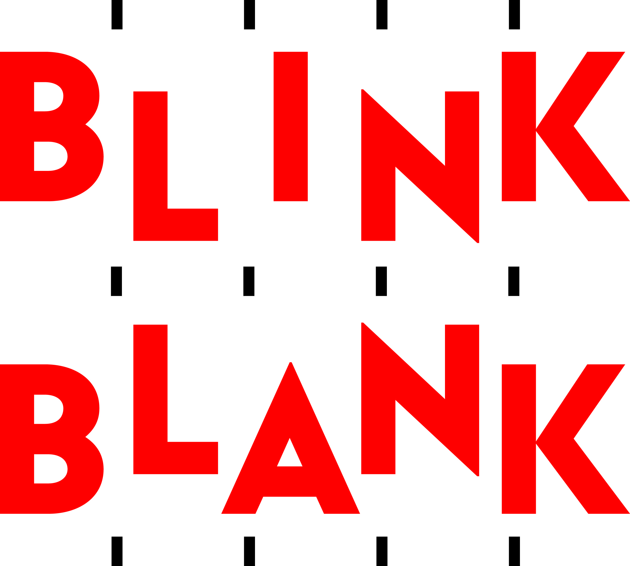 Blink Blank, la revue du film d'animation