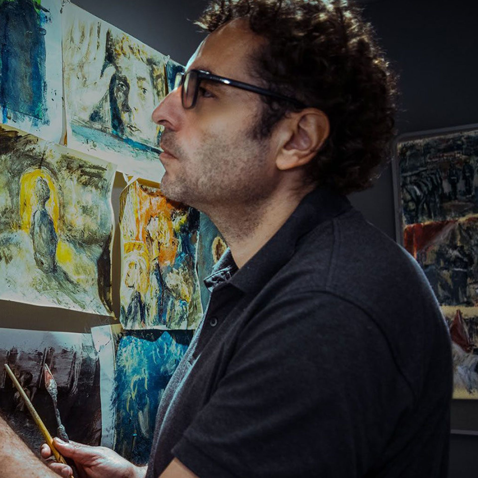 Artists' Talk with Theodore Ushev