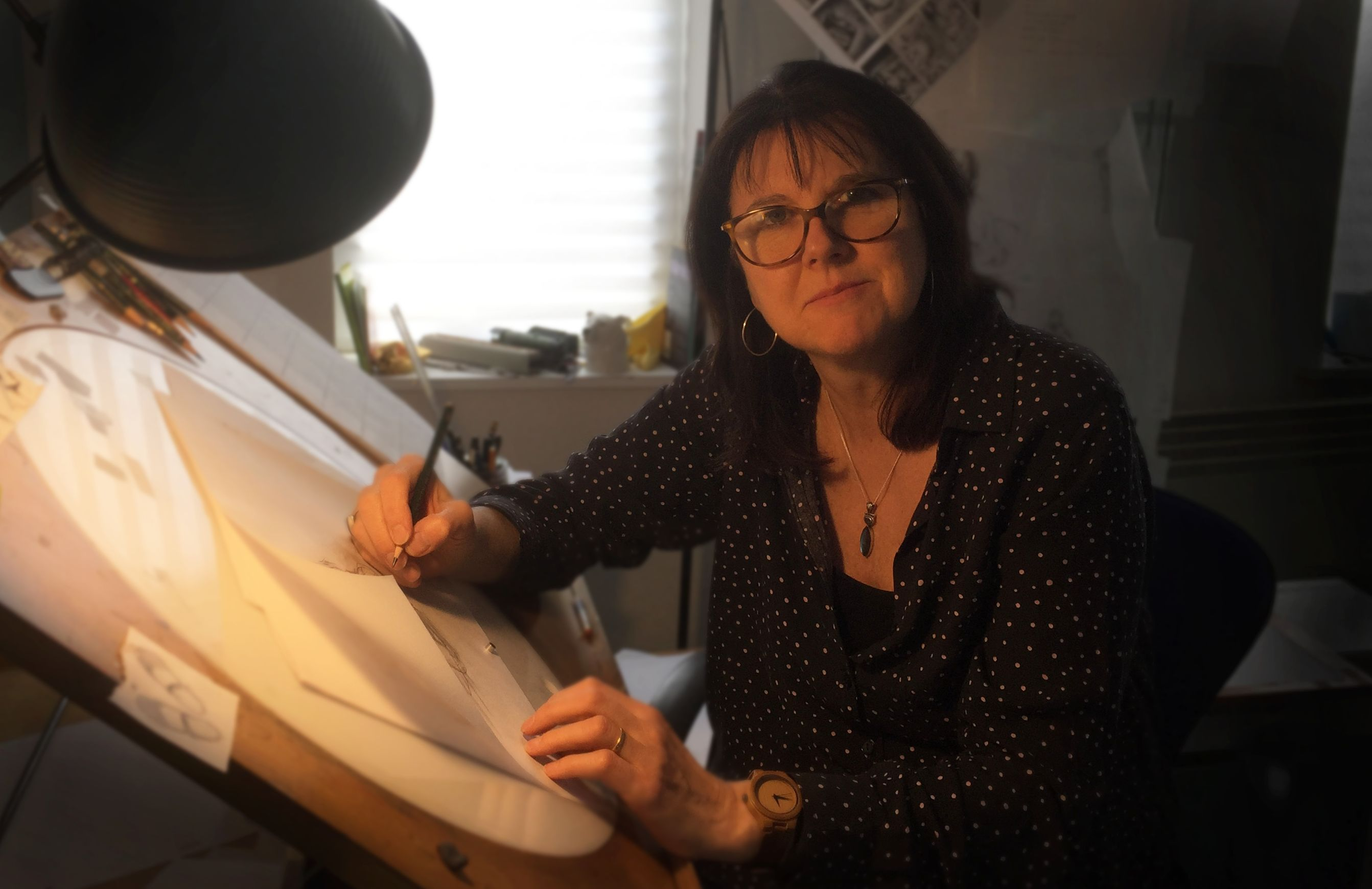 Artist Talk NFB-Sommets: Joanna Quinn and Les Mills