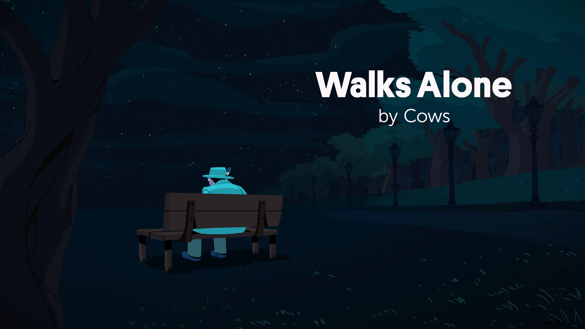 Walks Alone