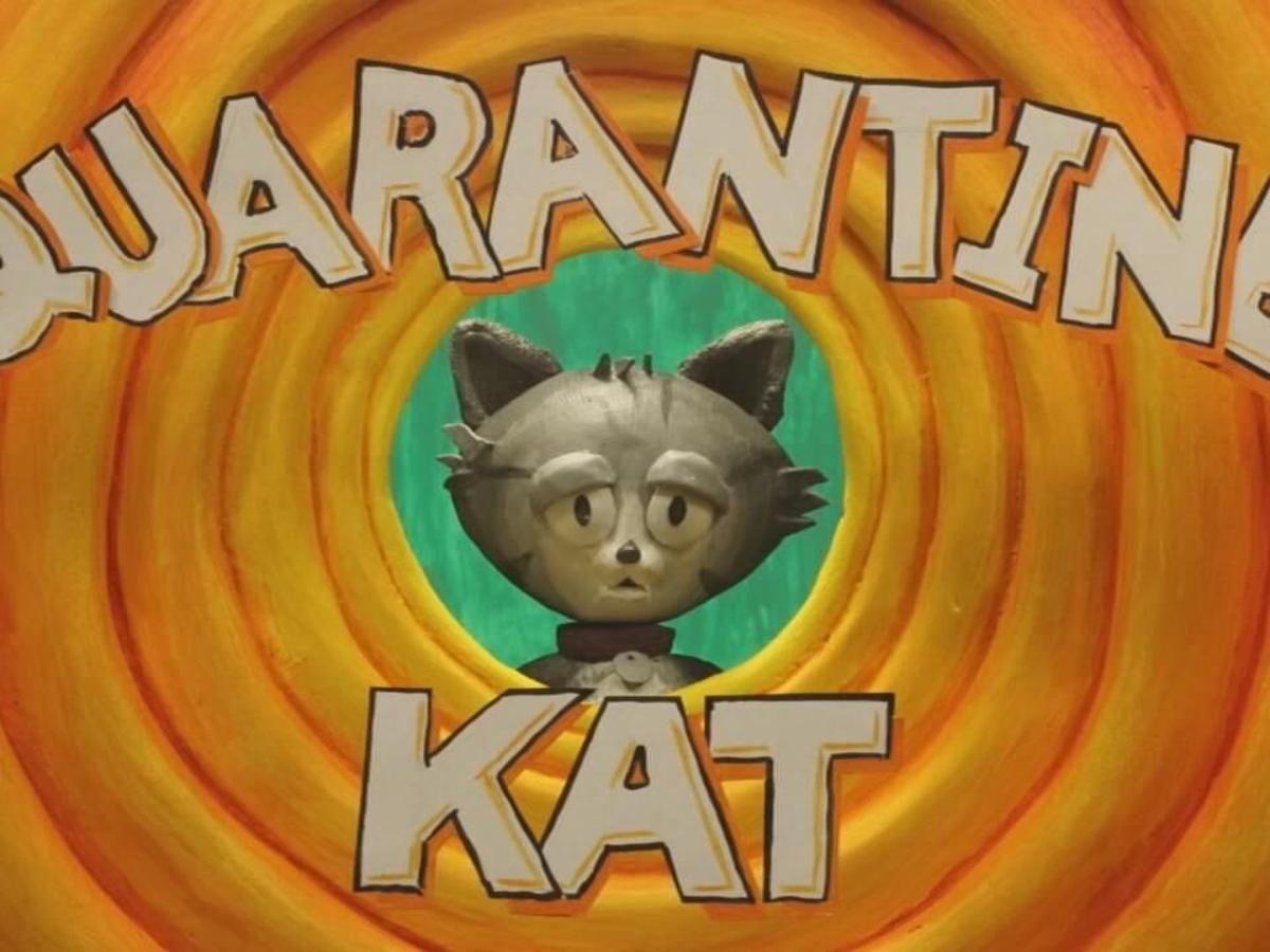 Quarantine Kat