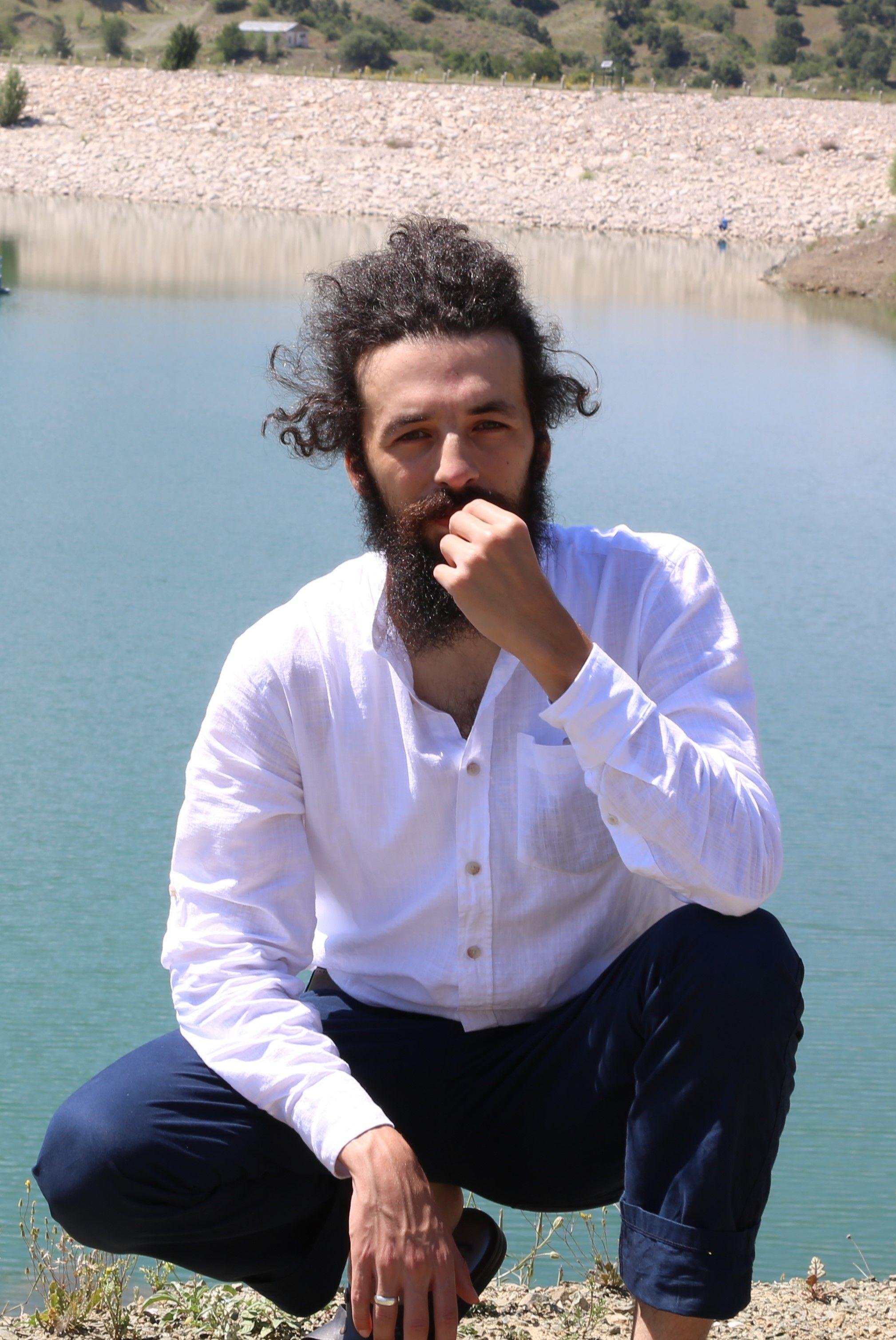 Photo de l'auteur Abdullah Sahin