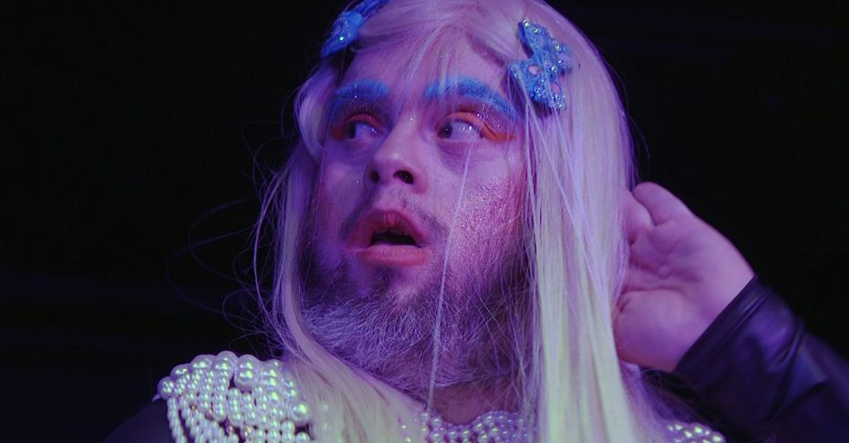 Affiche du film BORN TO DANCE WITH AN EXTRA CHROMOSOME: the drag queens (and kings) with Down's syndrome (Nés pour danser avec un chromosome en plus)