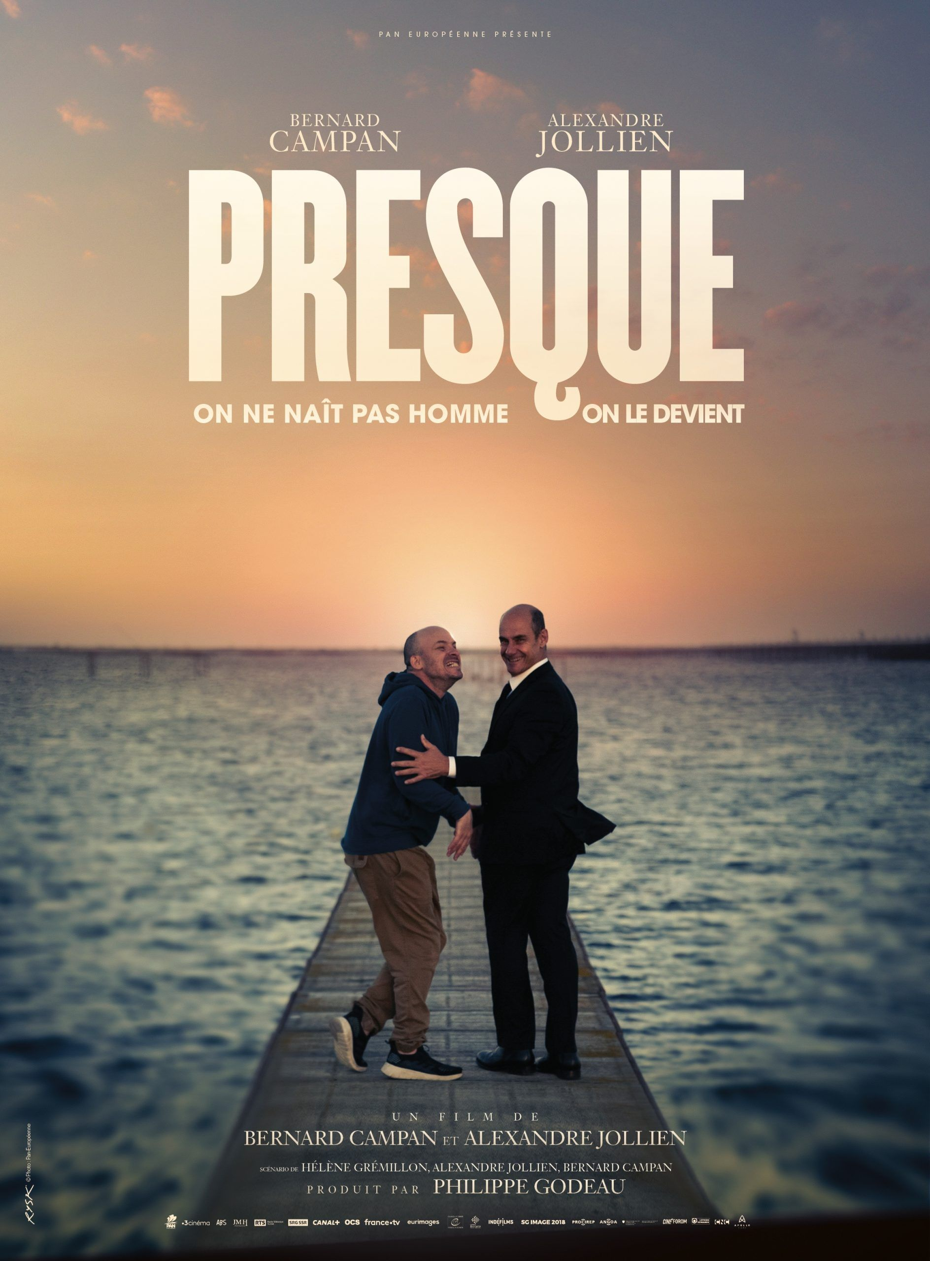 Affiche du film PRESQUE